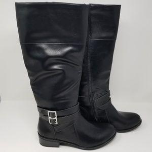 Arizona Denmark Riding Boots Womens Black Sz 9.5